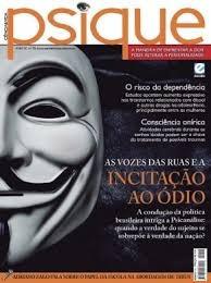 Revista De Psicologia Politica Tabu Adicção Drogas Crise