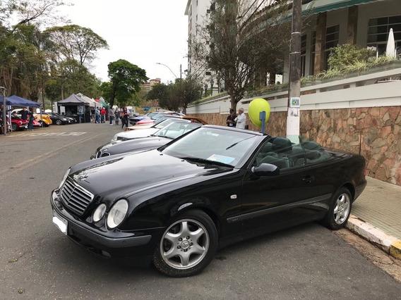 Mercedes-benz Classe Clk 3.2 Sport 2p Impecável Revisado!