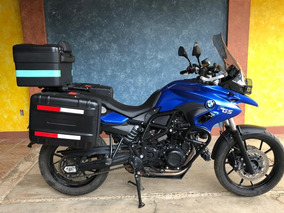 Moto Bmw F 700gs F700 Fgs700 2015
