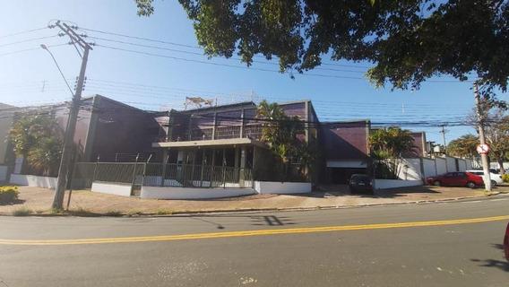 Galpão Para Alugar, 1700 M² Por R$ 40.000,00/mês - Jardim Santa Genebra - Campinas/sp - Ga0218