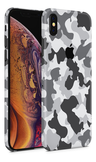 Skin Artic Cammo Para Telefonos Apple iPhone