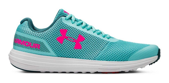 Under Armour Ggs Surge Tenis Running 24.5 Mex