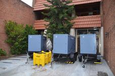 Alquiler De Grupos Electrogenos Generadores Electricos 24 Hs