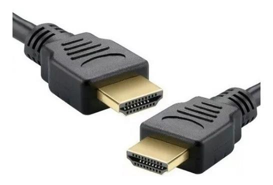 Cabo Hdmi 2.0 Ultrahd 4k 3d 30awg 3 Metros Gold Mxt