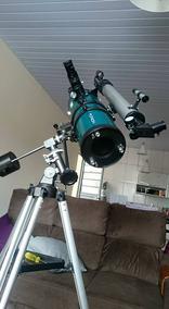 Telescopio Orion 114 Mm