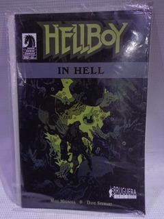 Hellboy In Hell Vol.4 Bruguera Mexico 2015