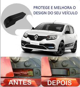 Acessório-capa P/ Dobradiça Do Capô Sandero Rs Sport