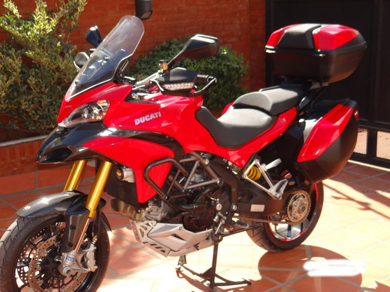 Ducati Miltistrada 1200 S Tuning