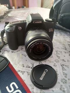 Camara Fotográfica Canon Eos Rebel G Análogica