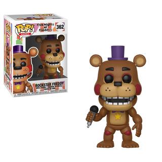 Funko Pop Games Five Nights At Freddys Rockstar Freddy #362