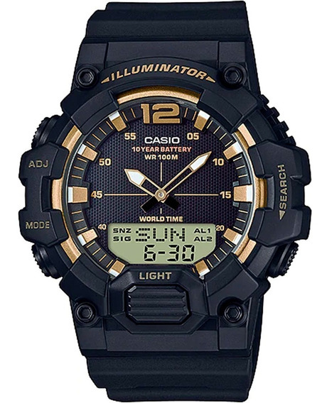Relógio Casio Masculino Standard Hdc-700-9avdf