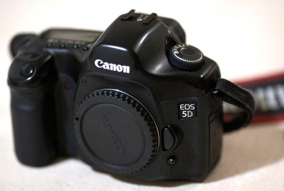 Canon 5d Mark 1 Classic Leia O Anúncio.