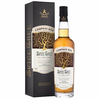 Dia Del Amigo Whisky Compass Box Spice Tree Artist Escoces