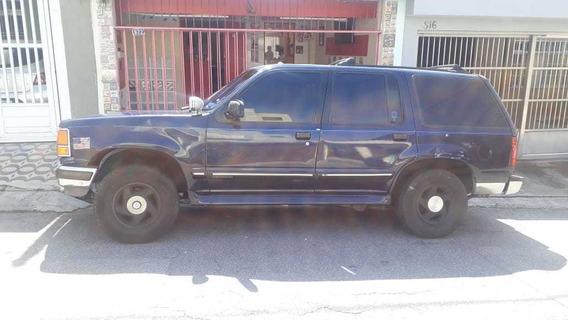 Ford Explorer Xlt Automatica 4x4