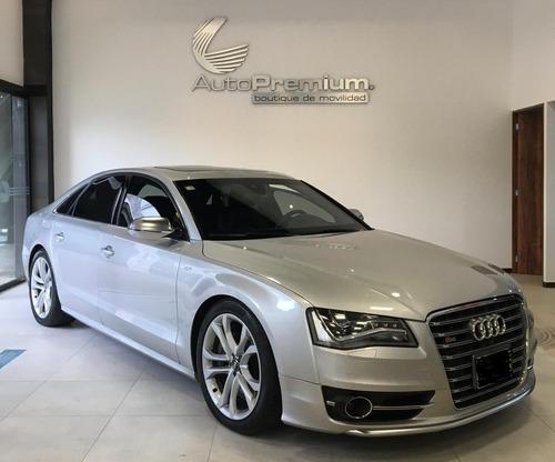 Imagen 1 de 13 de Audi S8 Blindaje 4 Plus 2013