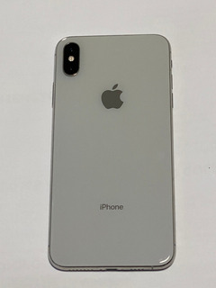 iPhone XS Max 256 Gb Prateado