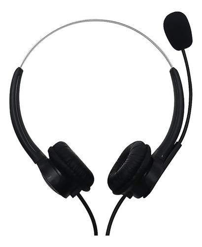 Auricular Jetion Jet103u Para Pc Usb Con Micrófono