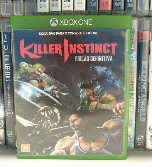 Killer Instinct Edição Definitiva Xbox One Original