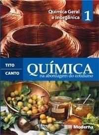 Química Na Abordagem Do Cotidiano 1ºano - 4ª Ed.