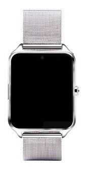 Smart Watch Pulseira De Metal Bluetooth - Processamento Em 24h - Promoção Relâmpago