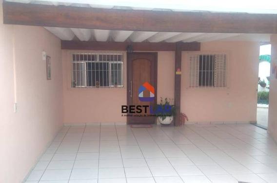 Casa À Venda, 150 M² Por R$ 410.000,00 - Aliança - Osasco/sp - Ca0410