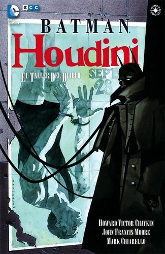 Imagen 1 de 1 de Batman / Houdini : El Taller Del Diablo - Chaykin - Ecc