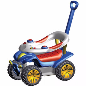 Carrinho De Passeio Andador Infantil Biemme Sofy Dudu Car