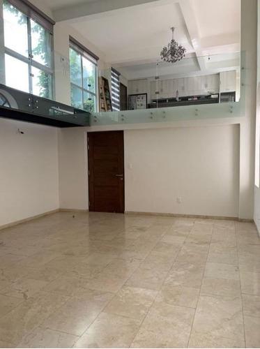 Casa En Renta San Miguel Chapultepec Gobernador José Ceballos