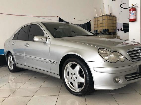 Mercedes-benz Classe C 1.8 Classic Kompressor 4p 2005