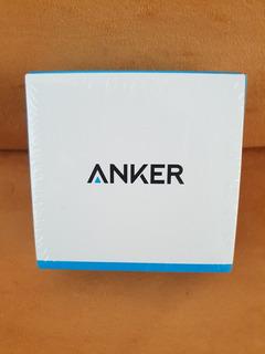 Cargador Anker Powerdrive Carro 24w Con Cable iPhone Incluid