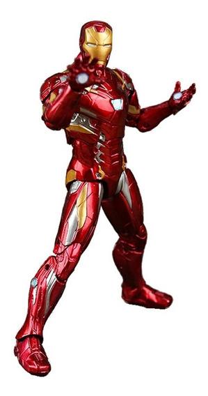 Boneco Homem De Ferro - Figure Action