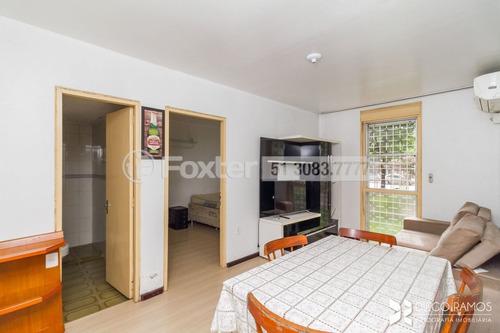 Imagem 1 de 30 de Apartamento, 1 Dormitórios, 45.39 M², Humaitá - 203938