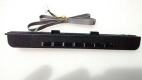 Botão Teclado Sensor Tv Semp Toshiba 48l2400-original