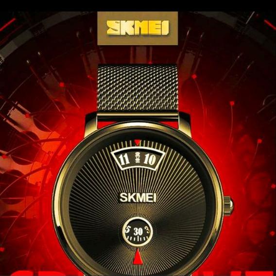 Relógio Masculino De Luxo Skmei Lançamento!
