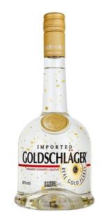 Licor Goldschlager Con Laminas De Oro 1000ml Canela