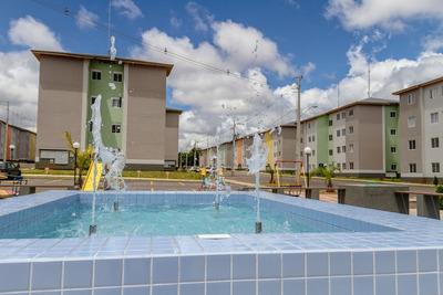 Apartamento - Roca Grande - Ref: 1107 - V-1107