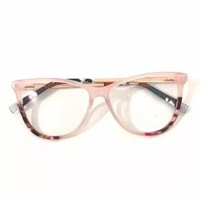 31a15be05 Oculos Grau Moda Visual - Óculos Rosa no Mercado Livre Brasil