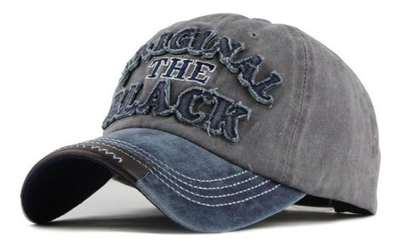 Gorra Tipo Cachucha Modelo Original The Black Envío Gratis
