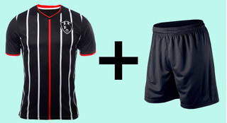 Uniforme Club De Cuervos