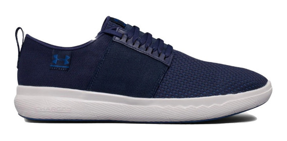 Tenis Under Armour 24/7 Nu Charged Hombre Casuales Orginal