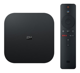 Xiaomi Mi Tv Box S 2gb De Ram 8gb 4k Android Tv + Cable Hdmi / Garantia / Factura A Y B / Envio Gratis / Siempre Stock /