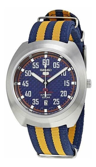 Relógio Masculino Seiko Srpa91k1 Original