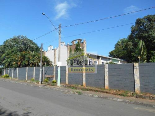 Imagem 1 de 27 de Chácara Com 4 Dormitórios Para Alugar, 2800 M² Por R$ 15.000,00/mês - Parque Ortolândia - Hortolândia/sp - Ch0117