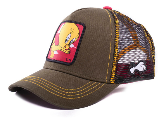 Gorra Capslab Trucker Looney Tunes Tweety -clloo21tit2- Trip