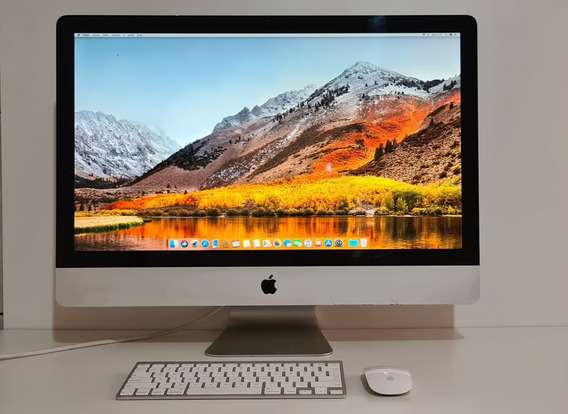 iMac (27-inch, Mid 2011) Core I7 16gb Hd 2tb