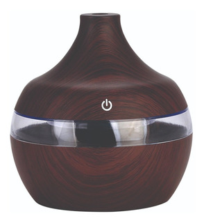 Humidificador Vaporizador Aromaterapia Aire Saludable Usb P