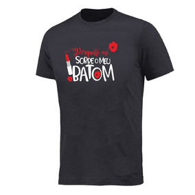Camiseta Mary Kay Camisa Consultora De Beleza Mk #7148-pr