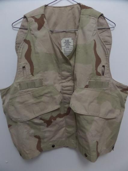 Chaleco Tactico Militar Ejercito Camuflada Estados Unidos
