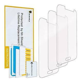 Mr Shield Para Samsung Galaxy Core Prime Premium Clear Prote