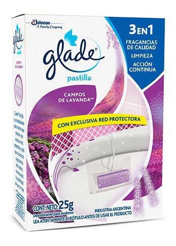 Glade Pastilla Lavanda - 25 G